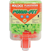 Moldex 6844 Pura-Fit® PlugStation® Earplug Dispensers, 250 Pairs/Dispenser
