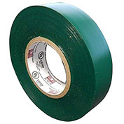 "Morris Products 60040, Vinyl Plastic Electrical Tape 7MIL X 3/4"" X 60' PVC Green"