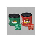 Folgers® Premeasured Regular Coffee Packs, 42/Carton