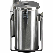 Thermo Scientific Thermo-Flask Benchtop Liquid Nitrogen Container with Lid and Handle, 1.01 Liters