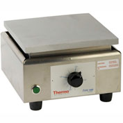 "Thermo Scientific Aluminum Top Hotplate, 6.25"" x 6.25"" Square Top, 120V"