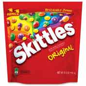Skittles Original Fruit Chews Candy, Assorted Flavors, 41 Oz.,  1 Bag