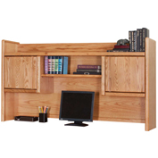 Martin Furniture Hutch - Contemporary Office Series