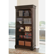 """Martin Furniture 36""""W Open Bookcase - Beaumont Office Series"""