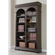 "Martin Furniture 46""W Open Bookcase - Beaumont Office Series"