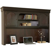 """Martin Furniture 72""""W Wooden Hutch - Beaumont Office Series"""