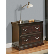 Martin Furniture Fulton Lateral File - kathy ireland Home Series
