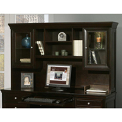 Martin Furniture Executive Hutch - Fulton Office Series