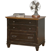 Martin Furniture Lateral File Cabinet - Hartford Series