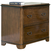 Martin Furniture Kensington Lateral File - kathy ireland Home Series
