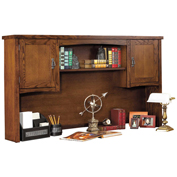 Martin Furniture Storage Hutch - Mission Pasadena Office Series