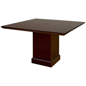 "Martin Furniture Mount View 48"" Conference Table - kathy ireland Home Series"