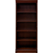 "Martin Furniture 72""H Mount View Open Bookcase - kathy ireland Home Series"
