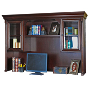 Martin Furniture Hutch for Efficiency Credenza - Mount View Office Series