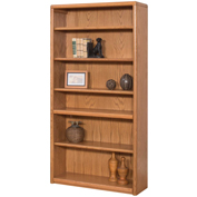 Martin Furniture 6-Shelf Bookcase - Contemporary Office Series