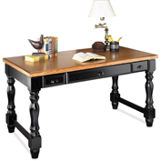 Martin Furniture Writing Desk - Southampton Onyx Office Series