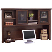 Martin Furniture Cherry Hutch - Tribeca Loft Office Series