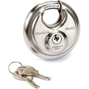 Master Lock® Shrouded Padlocks  Keyed Alike - No. 40kadpf - Pkg Qty 6