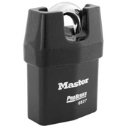 "Master Lock® ProSeries® Solid Steel IC Padlock, 2-5/8""W, No. 6527WO - Pkg Qty 6"