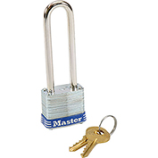 Master Lock® General Security Laminated Padlocks - No. 7kalj - Pkg Qty 3