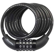 "Master Lock® Combination Cable Lock, 72"" - No. 8114D - Pkg Qty 4"