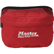 Master Lock® Compact Lockout Pouch, Unfilled, S1010