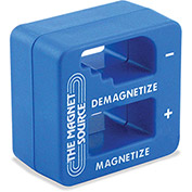 Master Magnetics Small Tools Screwdriver Magnetizer |Demagnetizer 07524 with Separate Areas