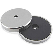 Master Magnetics Ceramic Round Base Magnet RB20CCERBX - 11 Lbs. Pull