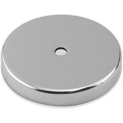 Master Magnetics Neodymium Round Base Magnet RB50N-NEO - 105 Lbs. Pull
