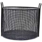 Marlin Steel Coated Steel Mesh Basket 14x10 Round Mesh/Coated, Price Each for Qty 1-4