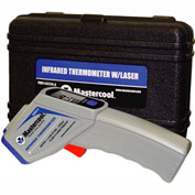 Mastercool® 52224-A Infrared Thermometer w/Laser LCD Color Display