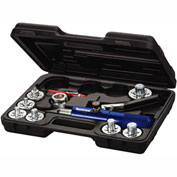 Mastercool® 71600-A Hydra-Swage Tube Expanding Tool Kit to 1-1/8""