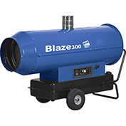 MTM Heat Blaze300 Indirect Fired Heater 48.7004 - 300000 BTU