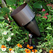 Moon Visions BR30-UST30-BZT BR30 Tube Uplight-Bronze Texture