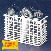 Jet-Tech 30026 Flatware Basket for 30012, 30016 and 30087 Racks