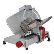 """Axis AX-S12 ULTRA - Meat Slicer, 12"""" Blade, Manual, Poly V-Belt Drive System"""