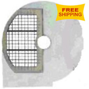 Axis Cutting Disk for Expert 205 Food Processor Cubes, 20x20