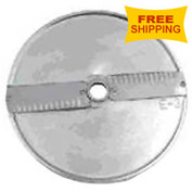 Axis Cutting Disk for Expert 205 Food Processor Slice, Crinkled, 4mm