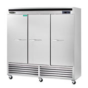 Kool-It KBSF-3 - Freezer, Reach-In, 72 Cu. Ft., Bottom Mounted Compressor, 3 Doors, 115V