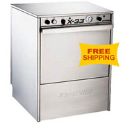 Jet-Tech Undercounter Low Temp Dishwasher