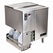 Jet-Tech XG-37 - Rotary Bar Glass Washer, Low Temperature Chemical Sanitizing