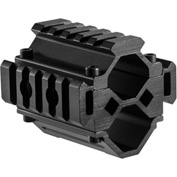Barska® AW12012 Double Shotgun Barrel Mount Tri-Rail 5 Sections