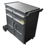 Metal Man® DWC3 - Heavy Duty Side Access Welding Cabinet