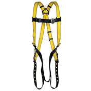 Workman® Harness With 3 D-Rings, XL, Eng/Spanish Packaging - Pkg Qty 3