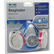 Toxic Dust Respirator, Safety Works 817664