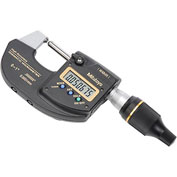 "Mitutoyo 293-130 MDH-25M 0-1"" High-Accuracy Sub-Micron Micrometer W/ Data Output"