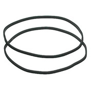 "Non-Vented Rotor Silencer Band - 9-1/4"" Diameter - 2 per pack"