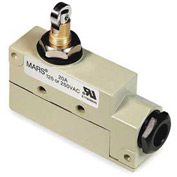 Mars® Combination Roller/Plunger Door Limit Switch Single Phase 99-014, 20 Amps
