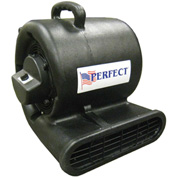 Perfect Products 3/4 HP 3 Speed Air Mover w/25' Cord - TC2500