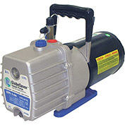 NRP GVP6 Vacuum Pump, 34 Oz Oil Capacity, 6 CFM